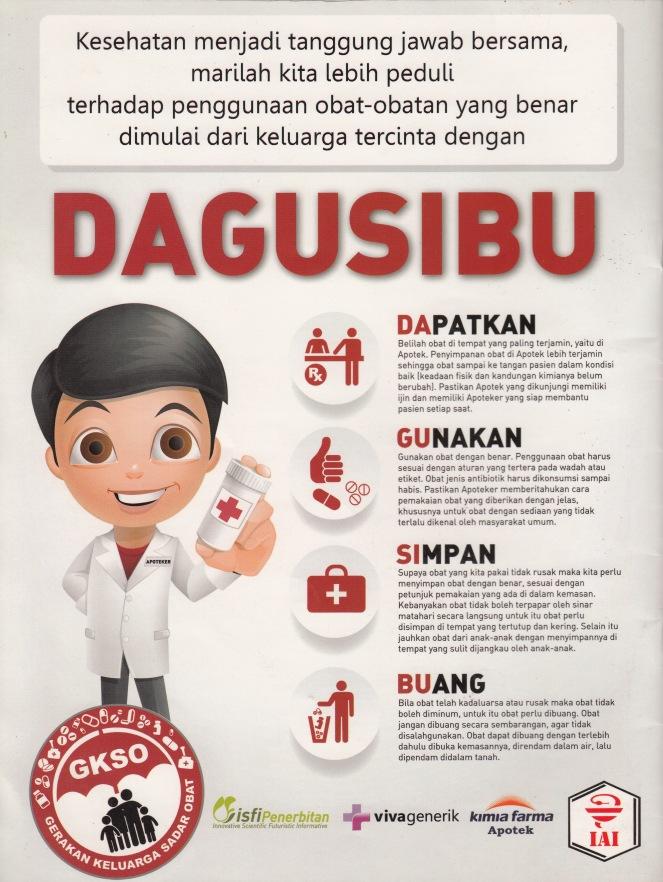 Gerakan Keluarga Sadar Obat - DaGuSiBu - Ikatan Apoteker Indonesia